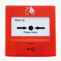 Addressable Intelligent Mannual Call Point Push Button