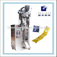 High quality multi- function sachet liquid packing machine /liquid filling machine for hot sale