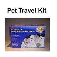 pet travel kit thumbnail image
