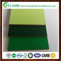 MDF Board with melamine paper
