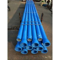 ISO2531 EN545 EN598 Ductile cast iron pipe