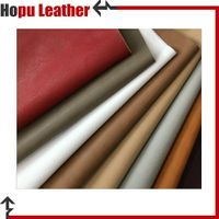 finished pu leather lots for shoes upper leather lining