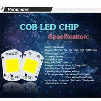 COB LED Lamp Chip AC 220V No Need Driver LED Flood Light Bulb Chip 3W 5W 7W 9W 10W 20W 30W 50W Diy thumbnail image