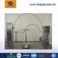 IP Camera Tester IEC60529 IPX3 IPX4 Oscillation Tube Tester