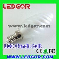 New 360 degree C35 led candle light thumbnail image