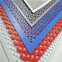 Decoration Perforated Metal Sheet for Construction