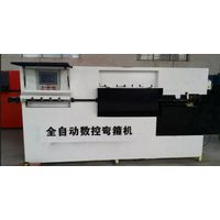 Fully automatic cnc stirrup bending machine , rebar bending machine