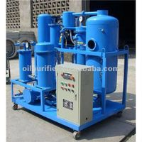 TYA Waste Lube Oil Filtering Machine