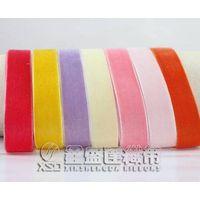 Fashional velvet ribbons