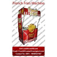 French fry deep oil fryer machine