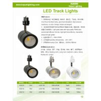 10w 20w 30w aluminum die casting LED track light