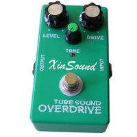 XinSound Pro Series ts9 Vintage Tube Screamer Distortion Guitar Efffect Pedal