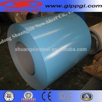 Prepainted galvanized steel sheet in coils PPGI 0.25*1200mm Z100