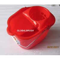 HQ2330 household 18L hand plastic cleaning mop bucket