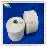 20s-06s /1 polyester ring spun close virgin yarn