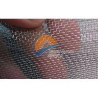 Aluminum-magnesium alloy window screening
