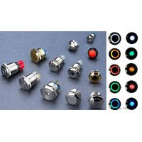 Vandal proof Switches Vandal resistant switch metal push button switch
