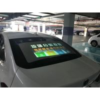 100% Clear Image Quality Screen Smart Film Rear Holographic Projection Film thumbnail image