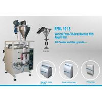 Vertical Packaging Machine With Auger Filler