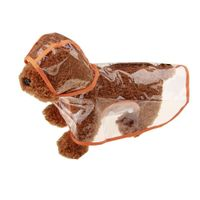 Dog Raincoat Waterproof Puppy Jacket Pet Clothes for Dogs/Cats thumbnail image