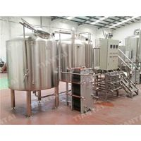 2 Bbl Copper Mashing Equipment