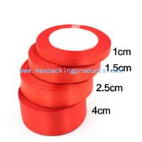 Gift Wrapping Polyester Satin Ribbon