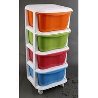 four floors Combination store content ark/DIY storage case/box