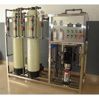 GRP soft water tank