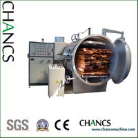 10cbm High Frequency Vacuum Timber Dryer