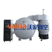 rhinestone sliver honrizontal vacuum coating machines