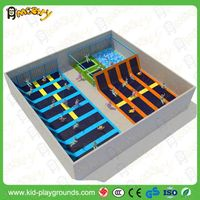 Best Choice Wholesale Children Play Center Rectangle Trampoline