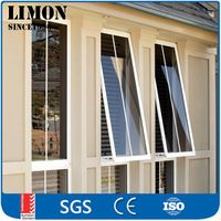 high-performance Aluminum Awning Window For kitchens