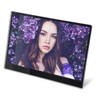 sublimation glass photo frames wholesale glass picture frames 8x10