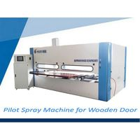UV/PU/PE cnc painting machine For High Gloss
