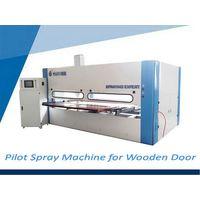 UV/PU/PE cnc painting machine For High Gloss