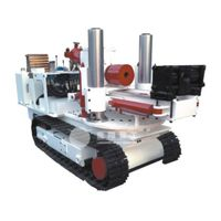 CMS1Coal Mine Deep Hole Drilling Machine//deep hole drill rig