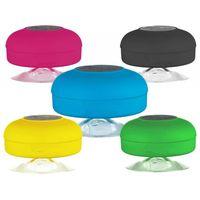 Portable Waterproof Wireless Bluetooth Speaker Shower Car Handsfree Receive Call & Music BTS