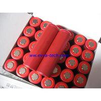 Lithium ion 18650 battery cell Sanyo UR18650F 2200mAh battery thumbnail image