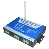 Newest GSM  GPRS Data Logger  RTU Water and environmental testing