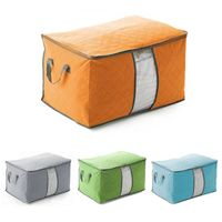 Blanket Pillow Underbed Storage Bag Box