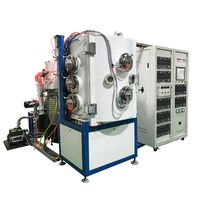 PVD Titanium Nitride Coating Equipment For Stainless Steel Sheets