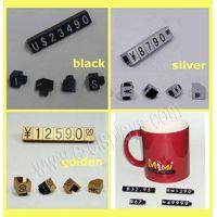 price tag;promotional price tag;promotional display item