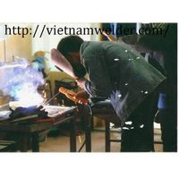 Welder from Vietnam