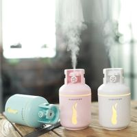 2018 New Gas Tank USB Car Aroma Humidifier