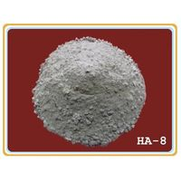 High Temprature Induction Furnace Neutral Alo3 Dry Ramming Mixture Steel Melting coreless Induction