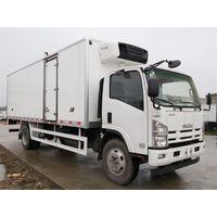 Janpan ISUZU 5-Ton Food Meat FiIsh Ice Cream Refrigerated Truck For Sale thumbnail image