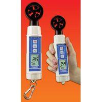 Traceable® Vane Anemometer/Thermometer/Hygrometer/Dew Point / Barometer Pen thumbnail image
