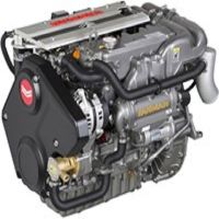 YANMAR 4JH45 Marine Diesel Engine 45hp