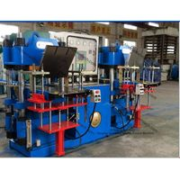 2RT Mold Open Rubber Molding Press,Qingdao Xincheng Yiming Rubber Machine