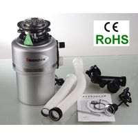 Food Waste Disposer 3/4HP power with CE